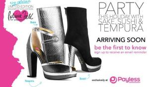 Payless Shoes Party Tempura NuevoRumbo.Wordpress.com